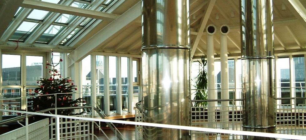 Zwischen Alster und Elbe • Moderne Büroflächen in Fleetlage