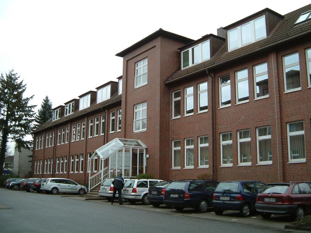 Moderne Bürofläche am NDR
