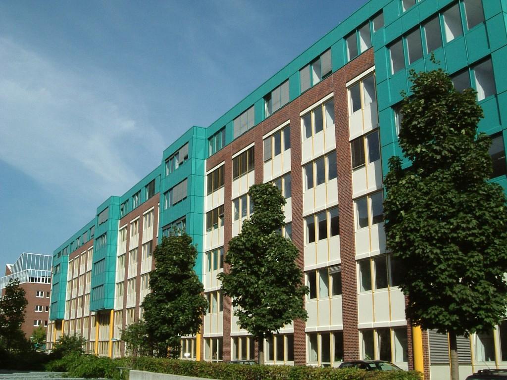 AGIP Innovation Park • Standort im Hamburger Westen