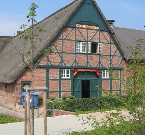 Der Röperhof in Othmarschen