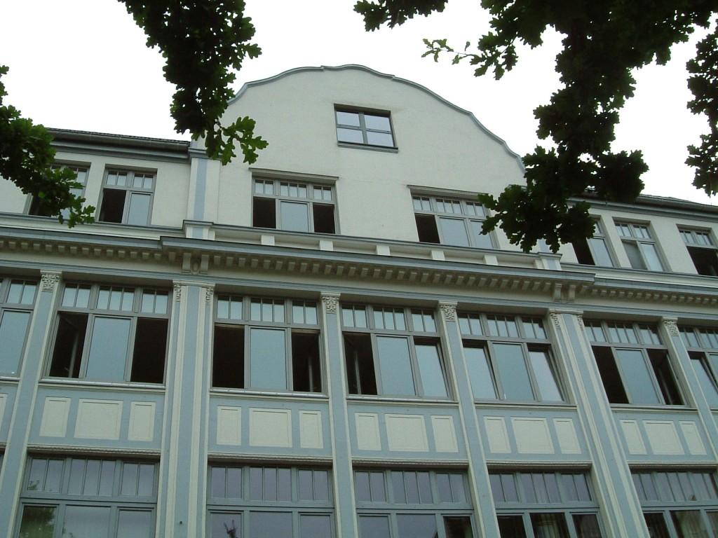 Ausstellungsfläche in Eimsbüttel