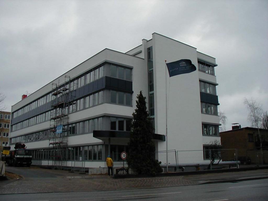 Moderne Büroflächen in Eppendorf