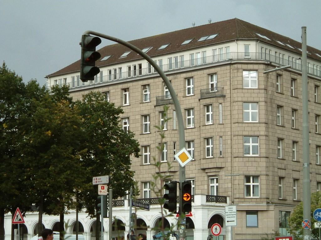 Der Arkadenhof